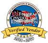 Verified Vendor 2018-2019 Logo